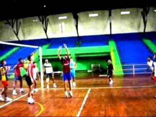 Lantai Badminton