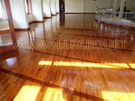 Harga Lantai Kayu Indoor