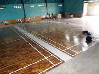 Lantai Kayu Tangerang