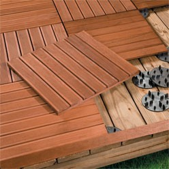 harga lantai kayu tile outdoor