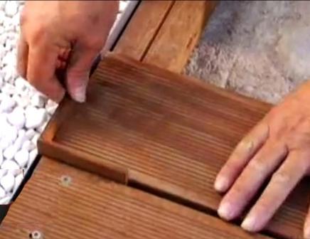 biaya pasang lantai kayu parket 2