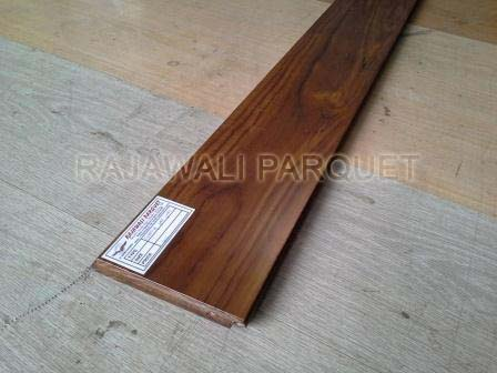 Harga lantai kayu Jati Grade A+ bagus
