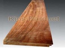 harga lantai kayu Jati mjurah berkulitas Loreng