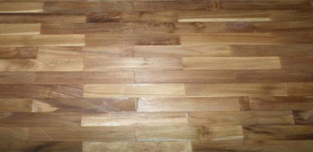Lantai kayu Flooring Kayu Jati Grade A