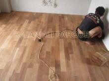 Memasang Lantai Kayu Merbau
