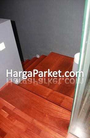 jual papan tangga kayu