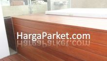 update harga lantai kayu outdoor biaya pasang