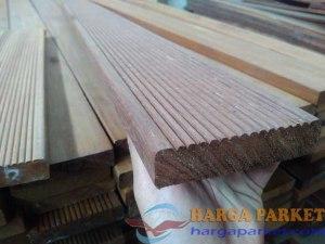 harga lantai kayu outdoor merbau