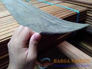 harga lantai kayu VInyl kayu