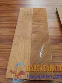 lantai kayu parket jati grade A