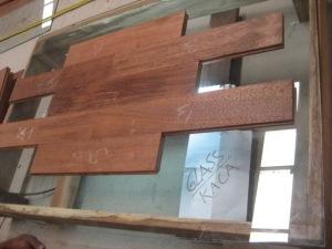 Contoh gambar lantai kayu