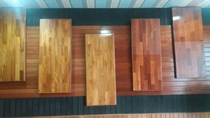 harga lantai kayu jati bandung