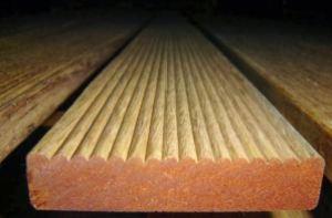 decking kayu bengkirai