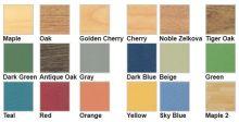 macam tekstur lantai vinyl motif kayu