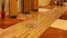 flooring sungkai