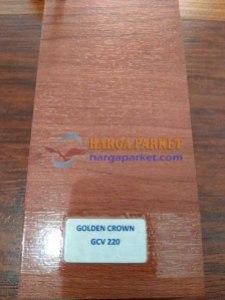 harga lantai kayu vinyl golden Crown