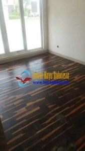 harga lantai kayu sonokeling dalam ruangan