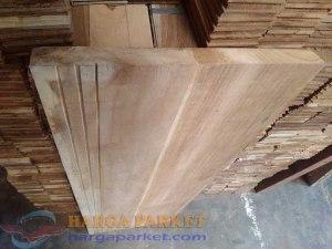 Papan tangga kayu Jati sambung