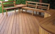 decking bengkirai deck wood