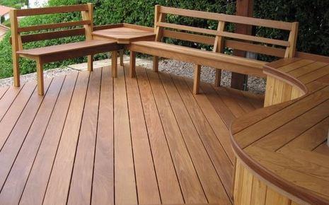 harga lantai kayu halaman