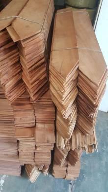 Jual atap sirap kayu Ulin Kalimantan