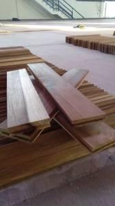 proyek pemasangan lantai kayu murah di Jakarta